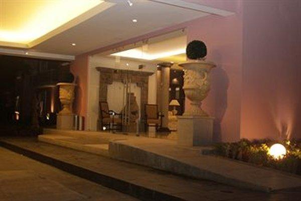 MM Grand Hotel Puebla - фото 70