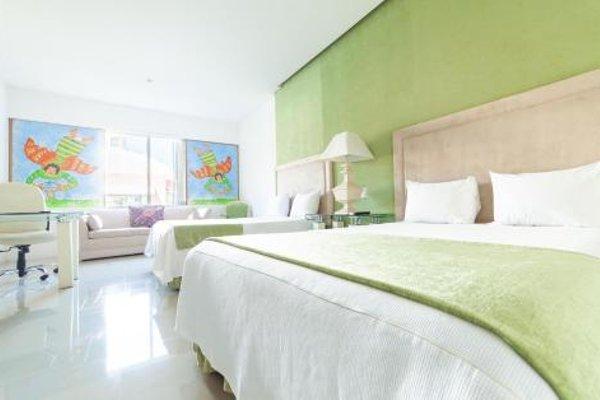 MM Grand Hotel Puebla - фото 53