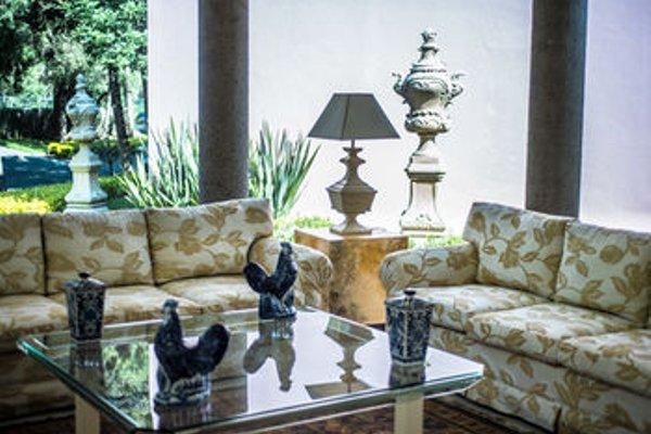 MM Grand Hotel Puebla - фото 71