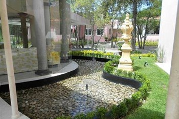 MM Grand Hotel Puebla - фото 72