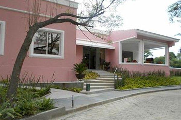 MM Grand Hotel Puebla - фото 73