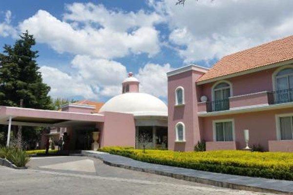MM Grand Hotel Puebla - фото 74