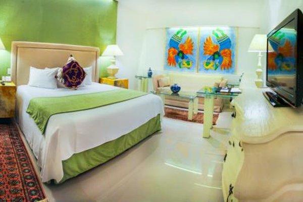 MM Grand Hotel Puebla - фото 57