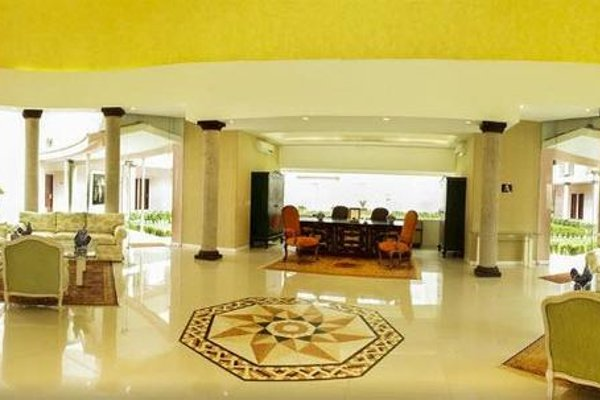 MM Grand Hotel Puebla - фото 58