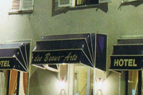 Hotel Les Beaux Arts - фото 16