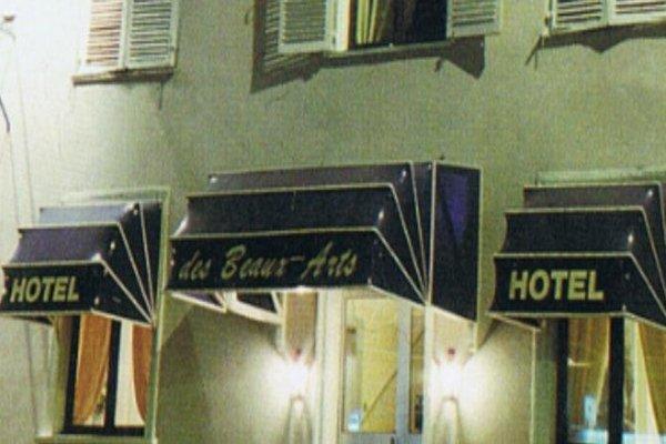 Hotel Les Beaux Arts - фото 19