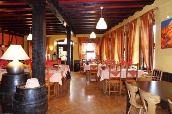 Hotel Restaurant Le Brochet - фото 11