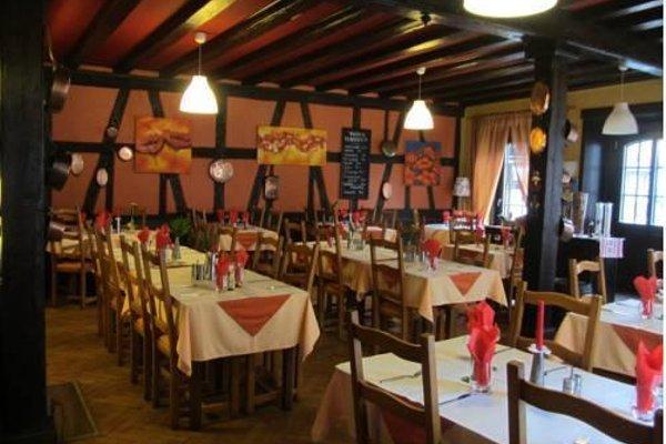 Hotel Restaurant Le Brochet - фото 12