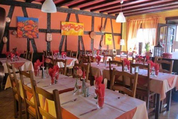 Hotel Restaurant Le Brochet - фото 13
