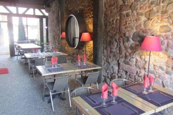Hotel Restaurant Le Brochet - фото 14