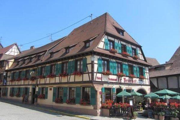 Hotel Restaurant Le Brochet - фото 16