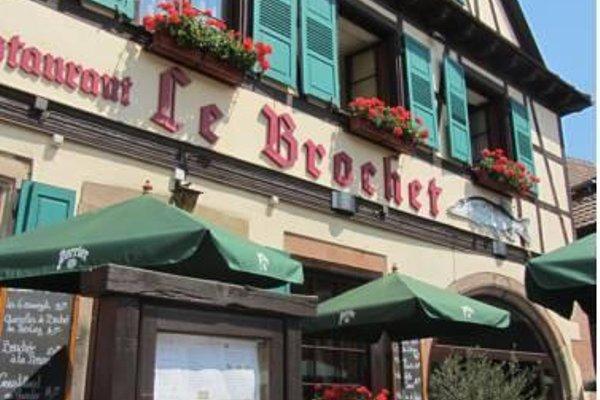 Hotel Restaurant Le Brochet - фото 17