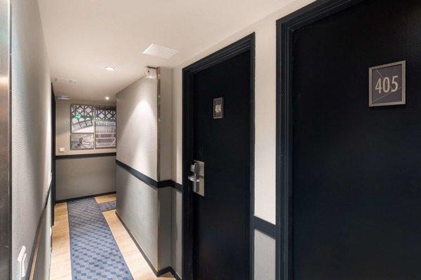 Отель Best Western OHM by HappyCulture - 18