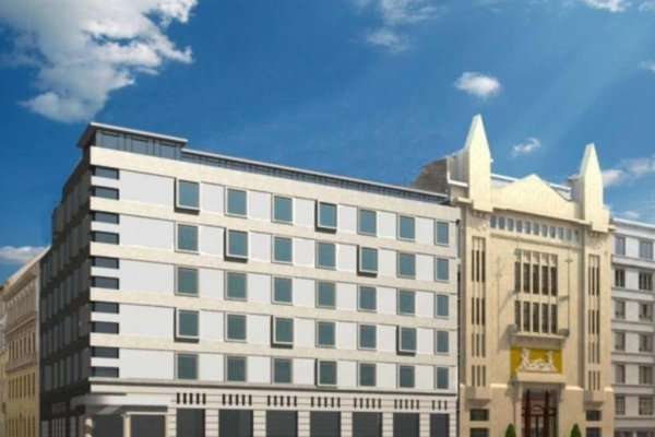 Continental Hotel Budapest - 22