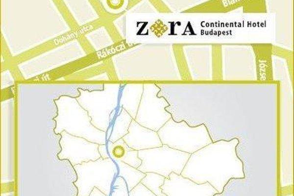 Continental Hotel Budapest - 6