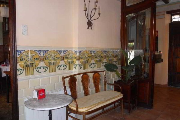Hotel 1900 Casa Dona Anita - фото 14