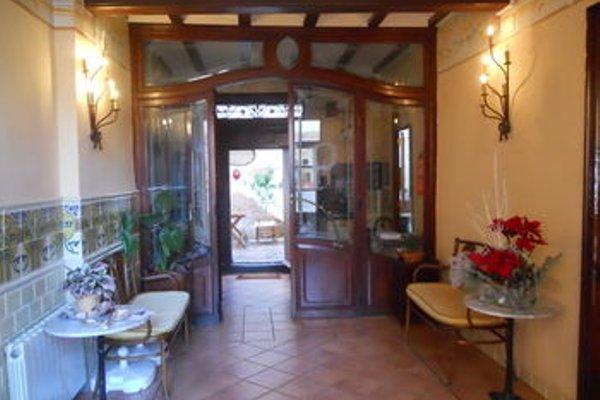 Hotel 1900 Casa Dona Anita - фото 17