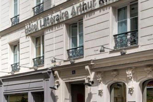 Best Western Hotel Faubourg Saint Martin - 34