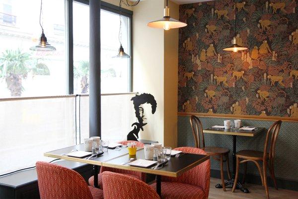 Best Western Hotel Faubourg Saint Martin - 10