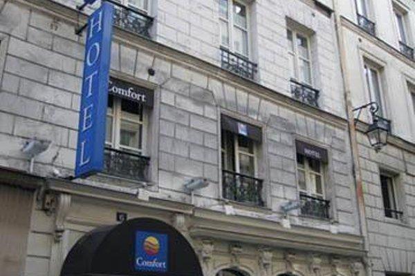 Best Western Hotel Faubourg Saint Martin - 23