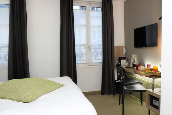 Best Western Hotel Faubourg Saint Martin - 3