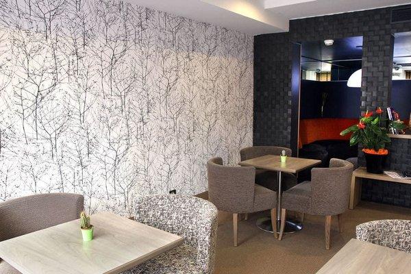 Best Western Hotel Faubourg Saint Martin - 6