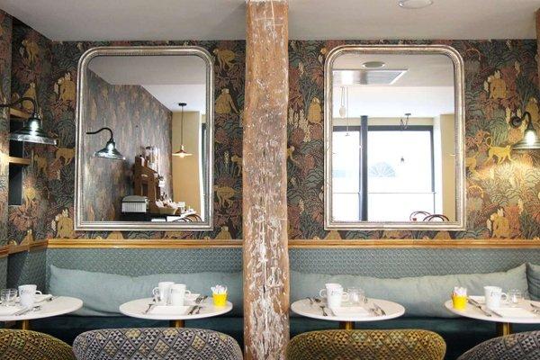Best Western Hotel Faubourg Saint Martin - 7
