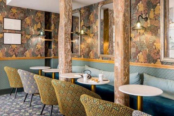 Best Western Hotel Faubourg Saint Martin - 8