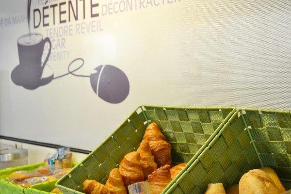 Best Western Hotel Le Montparnasse - 12