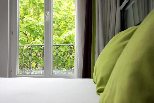 Best Western Hotel Le Montparnasse - 19