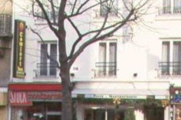 Best Western Hotel Le Montparnasse - 23