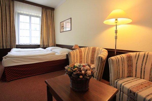 Hotel Zlata hvezda - фото 50