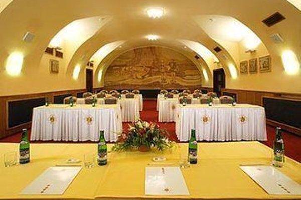 Hotel Zlata hvezda - фото 11