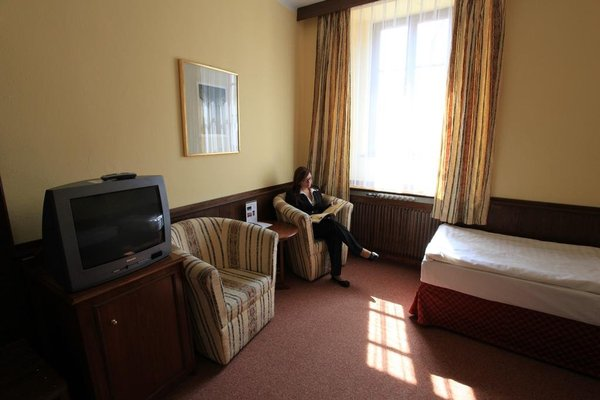 Hotel Zlata hvezda - фото 6