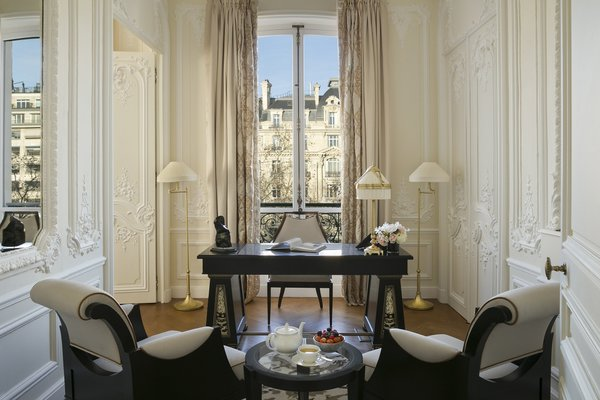 Hotel Barriere Le Fouquet's - фото 11