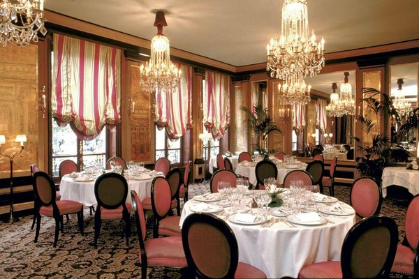 Hotel Barriere Le Fouquet's - фото 12