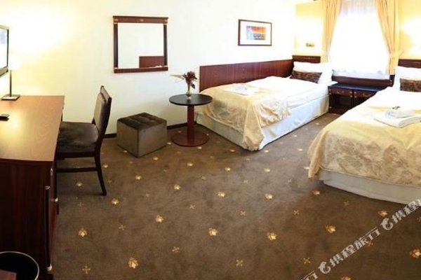 Hotel & Apartments U Cerneho orla - 12