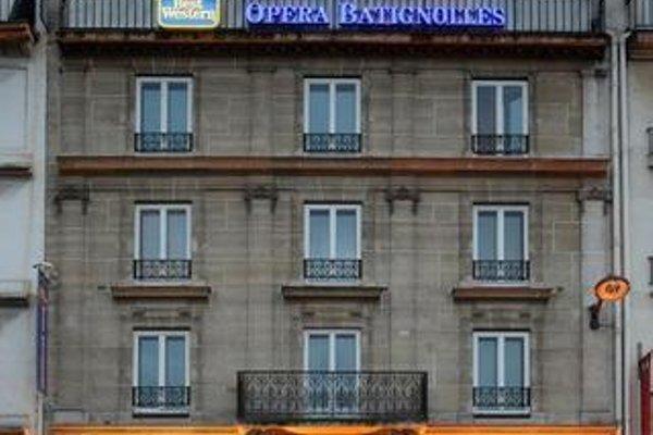 Best Western Opera Batignolles - фото 21