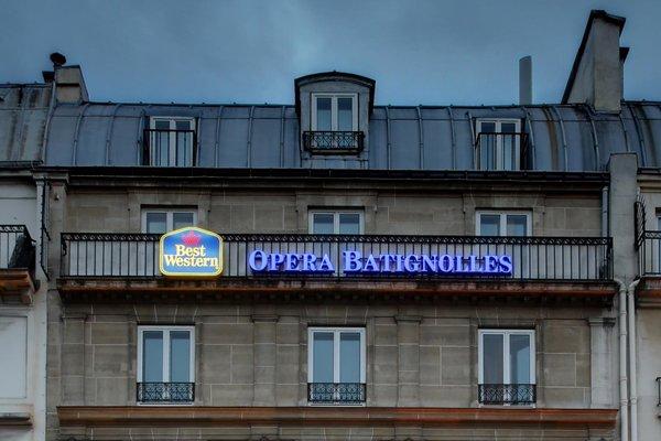 Best Western Opera Batignolles - фото 22