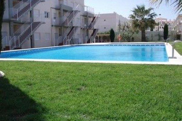 Marineu Alcocebre Apartamentos Serena Mar - фото 11