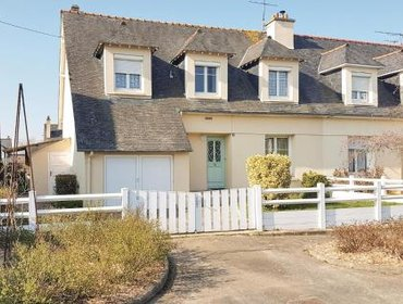 Гестхаус Holiday Home Cancale Rue Des Rosiers