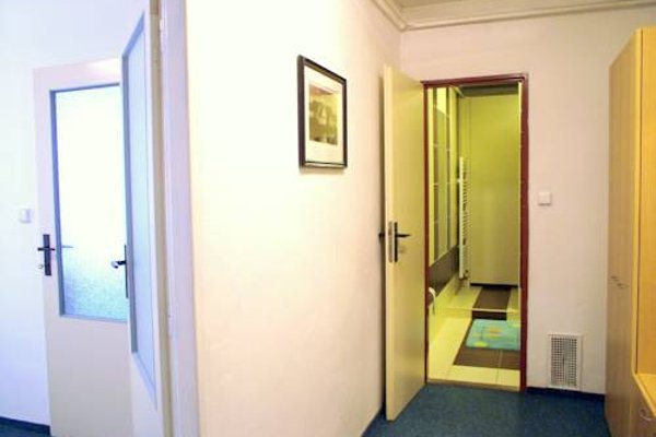 Hotel Trebovska restaurace - фото 14