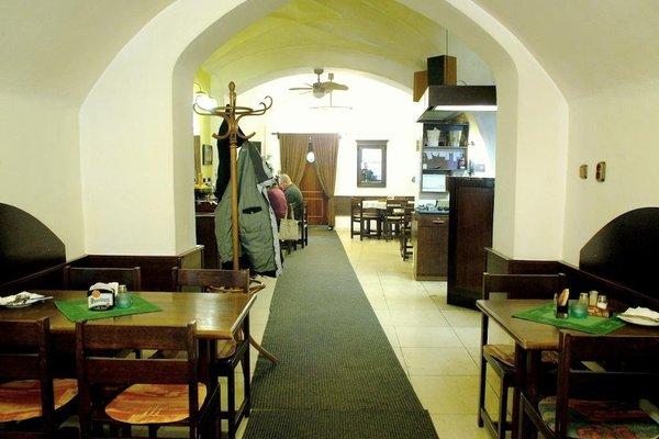 Hotel Trebovska restaurace - фото 16