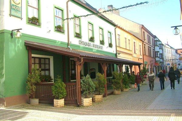 Hotel Trebovska restaurace - фото 20