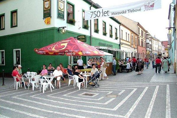 Hotel Trebovska restaurace - фото 21