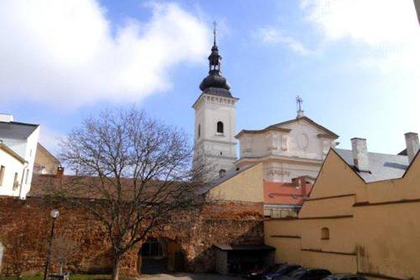 Hotel Trebovska restaurace - фото 22
