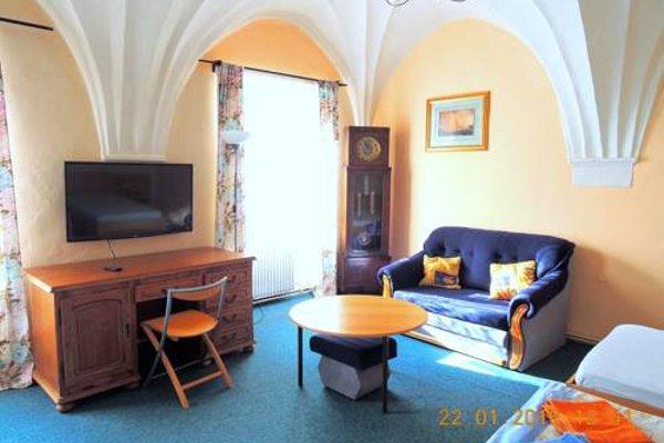 Hotel Trebovska restaurace - фото 4