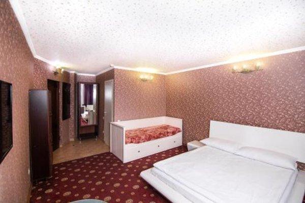 Отель Мотель - фото 16