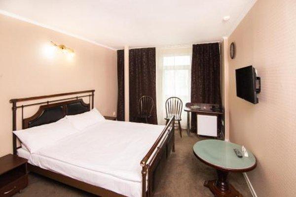 Отель Мотель - фото 3