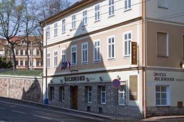 Hotel Richmond Teplice - 22